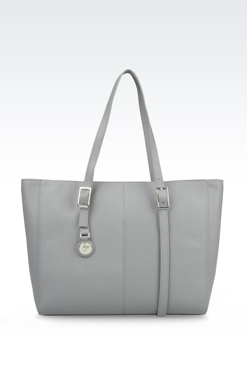 Shopping bag beige